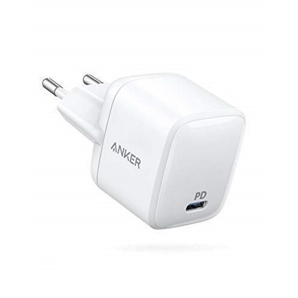 Anker PowerPort Atom PD1 mobilladdare, vit