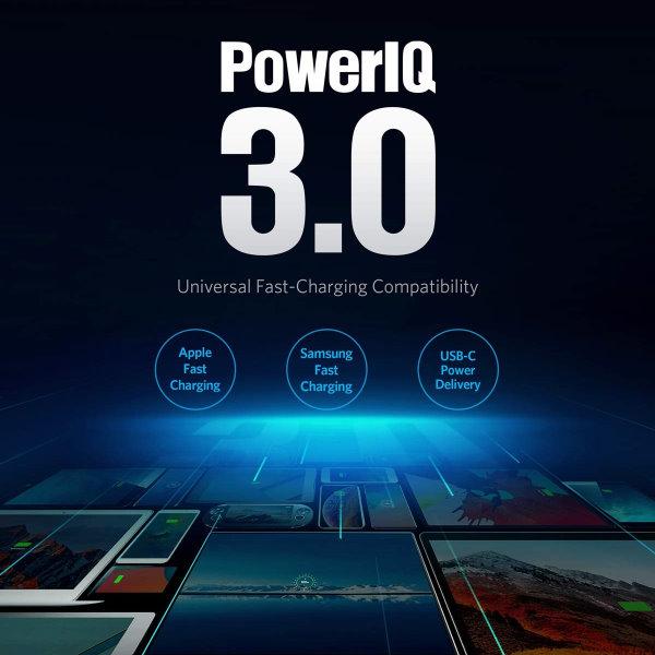 Anker PowerPort Atom III 2 port PowerIQ 3