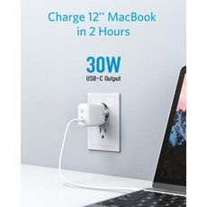 Anker PowerPort III Mini - USB-C Power Delivery mobilladdare