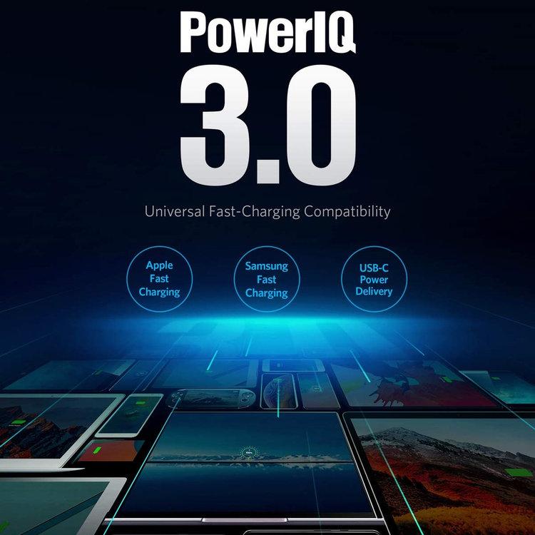 Anker PowerPort III Mini 30W PowerIQ 3