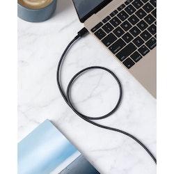 Anker USB-A till USB-C kabel, 90cm - 2-pack