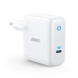 Anker PowerPort Atom III - 60W snabbladdare (1 uttag)