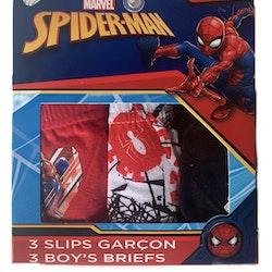 Spiderman 3-pack kalsonger 4/5 år