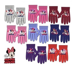 Minnie Mouse 3-pack Fingervantar