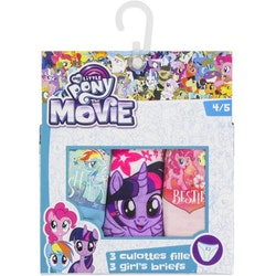 My little pony 3-pack trosor