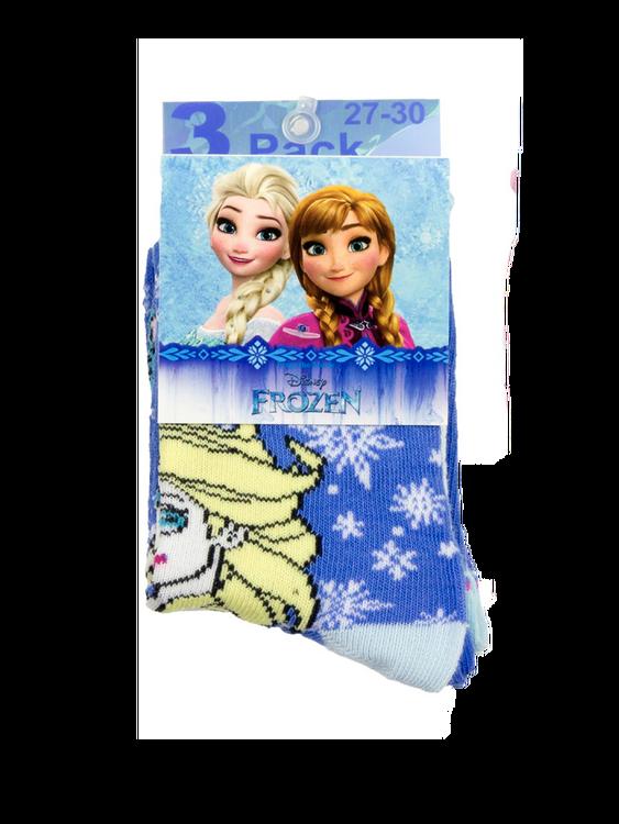 Frost 3-pack strumpor