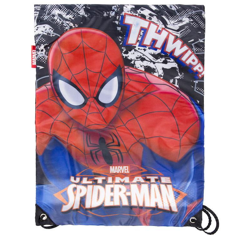 Spiderman gymnastikbag