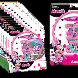Minnie mouse hår accessoarer