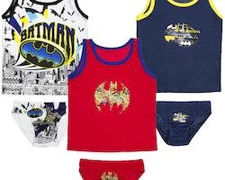 Batman linne & kalsong set