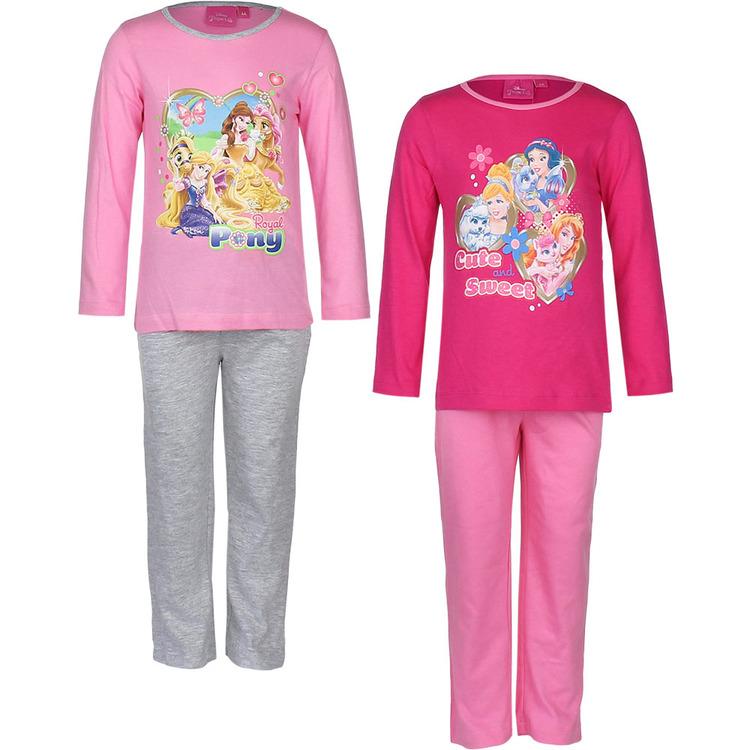 Prinsess pyjamas 2-delad