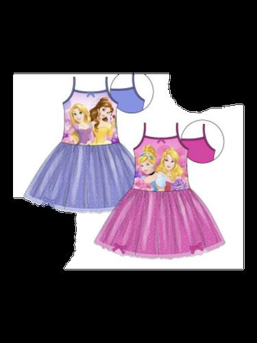 Prinsessklänning med tyllkjol