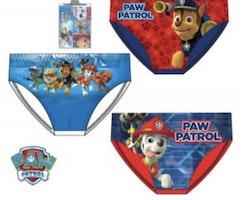 Paw patrol 3-pack kalsonger