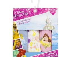 Disney prinsess 3-pack trosor