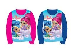Shimmer & Shine långärmad tröja