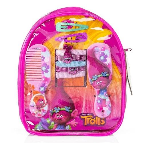 Trolls Mini Ryggsäck med hårband