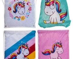 Unicorn Fashionbag/Gympapåse