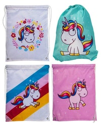 Unicorn Fashionbag/Gympapåse