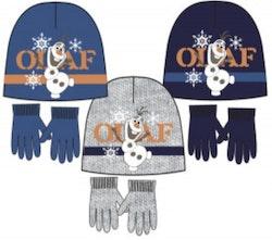 Frost Mössa/vantar set Olof