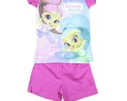 Shimmer & Shine set med tröja & Shorts