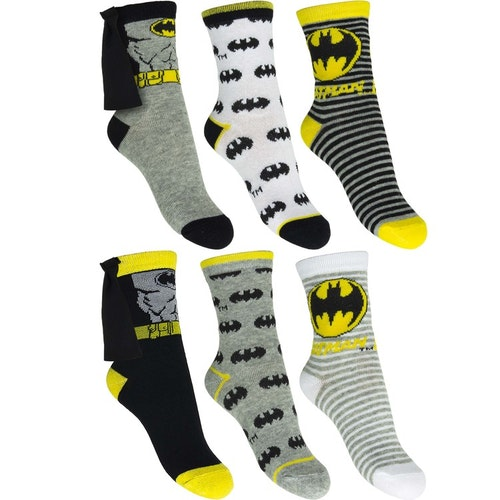 Batman Strumpor 3-pack