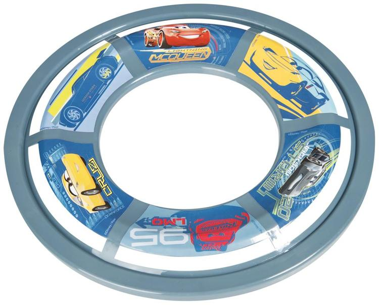 Cars Frisbee i plast