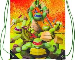 Turtles Gympapåse / Skopåse