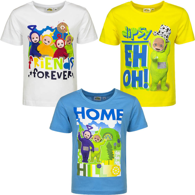 Teletubbies T-shirts