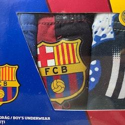 FC Barcelona kalsonger 3-pack