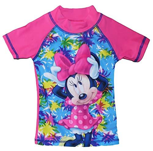 Minnie Mouse Rosa UV-Tröja 50+