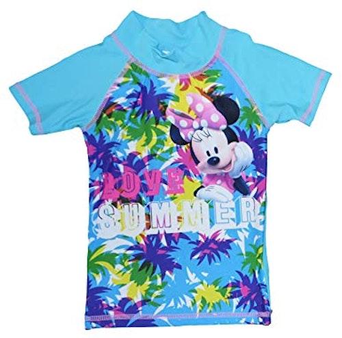 Minnie Mouse Turkos UV-Tröja 50+