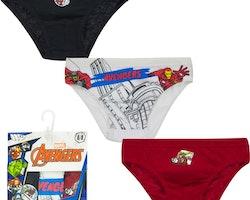 Avengers 3-pack kalsonger