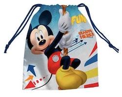 Mickey Mouse Gympasäck mini