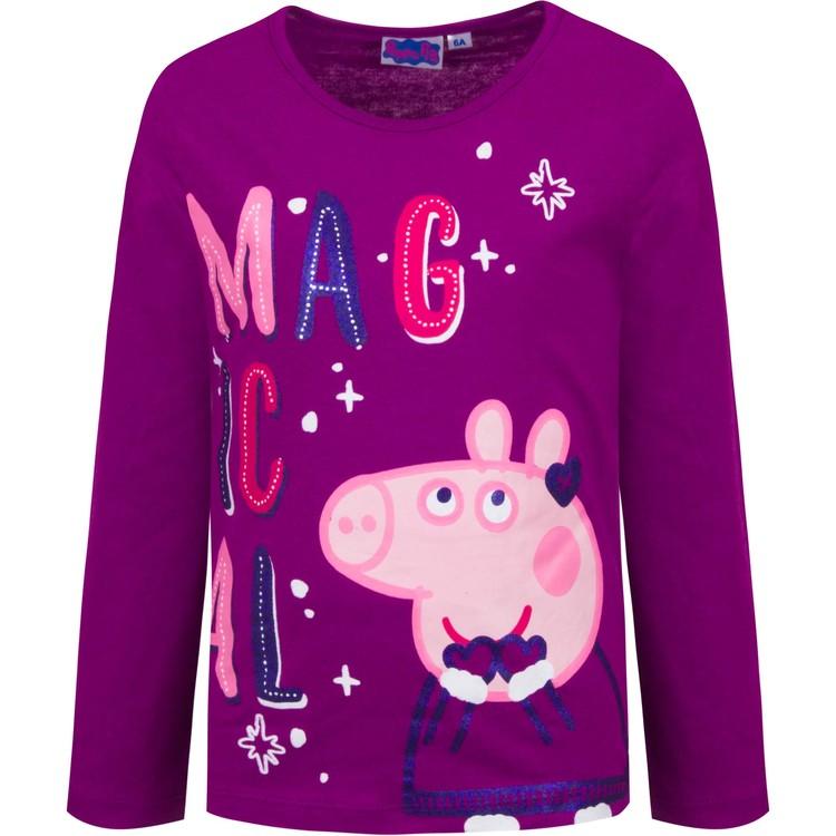 Greta gris Långärmad tröja