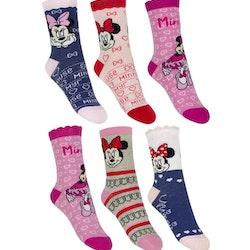 Minnie Mouse 3-pack strumpor