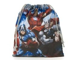Avengers gympapåse/skopåse