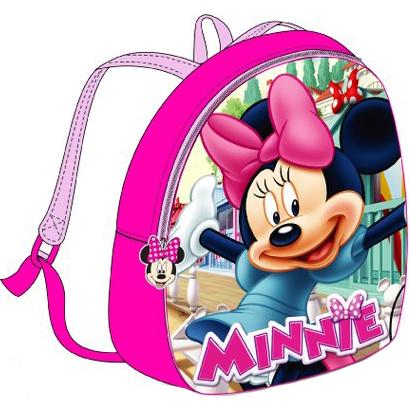 Mimmi Pigg velour ryggsäck