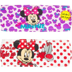 Minnie Mouse 2-pack hårband