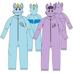 "My Little pony Fleeceoverall ""onesie"""