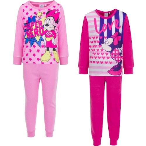 Minnie Mouse 2-dels fleece set