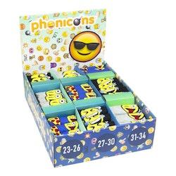 Emoji Strumpor 1-pack
