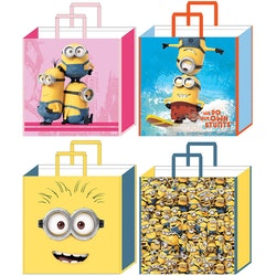 Minions Shopping väska Canvas
