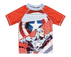 Avengers Kapten Amerika UV-Tröja