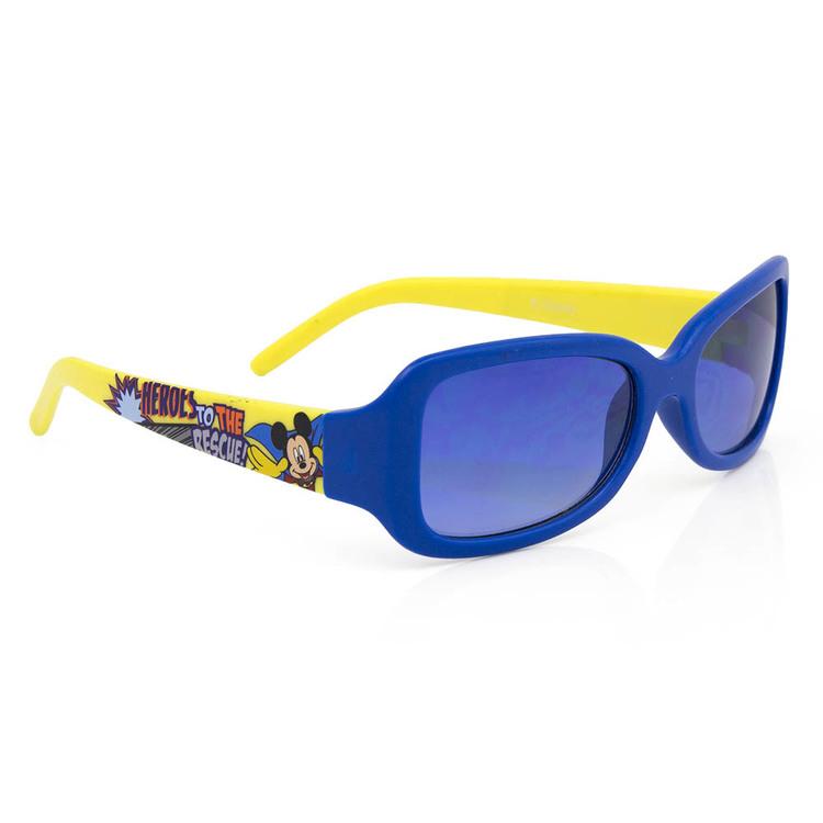 Mickey Mouse Solglasögon 100% UV skydd