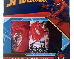 Spiderman 3-pack kalsonger 2/3 år