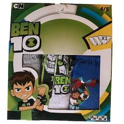 Ben10  Kalsonger 3-pack