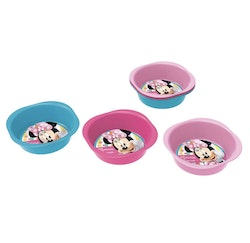 Minnie Mouse 3-pack - Djup Tallrik