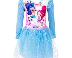 Shimmer & Shine Fantasy Dress blå