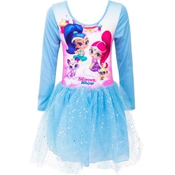 Shimmer & Shine Fantasy Dress blå