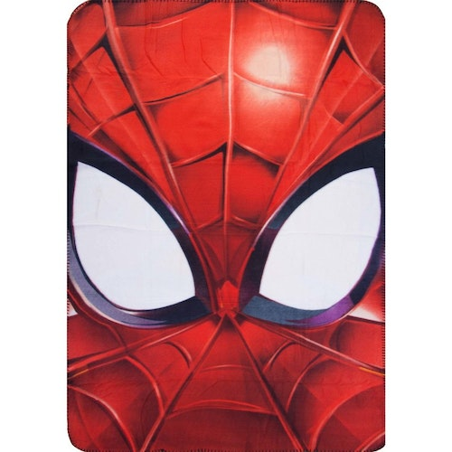 Spiderman Fleece pläd/filt 150*100