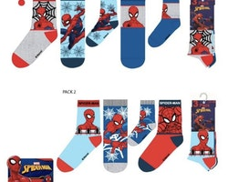 Spiderman 3-pack strumpor 27/30